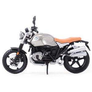 Image 4 - Maisto 1:12 R nineT Scermber R1200GS Ninja H2R 1199 1290 Super Duke R S1000RR Z900RS YZF R1 Diecast Legierung Motorrad Modell spielzeug