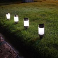 Solar Mini Garden Light Into The Led Garden Lights Super Bright Solar Plastic Lawn Lights Garden Landscape lights