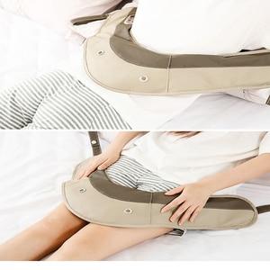Image 2 - 【Free shipping】Massage Shawl Electrical Massage Shiatsu Back Shoulder Body Neck Massager