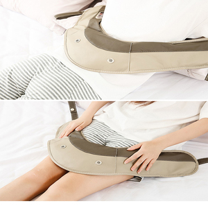 Image 2 - 【Free shipping】Massage צעיף חשמל עיסוי שיאצו חזרה כתף גוף צוואר לעיסוי