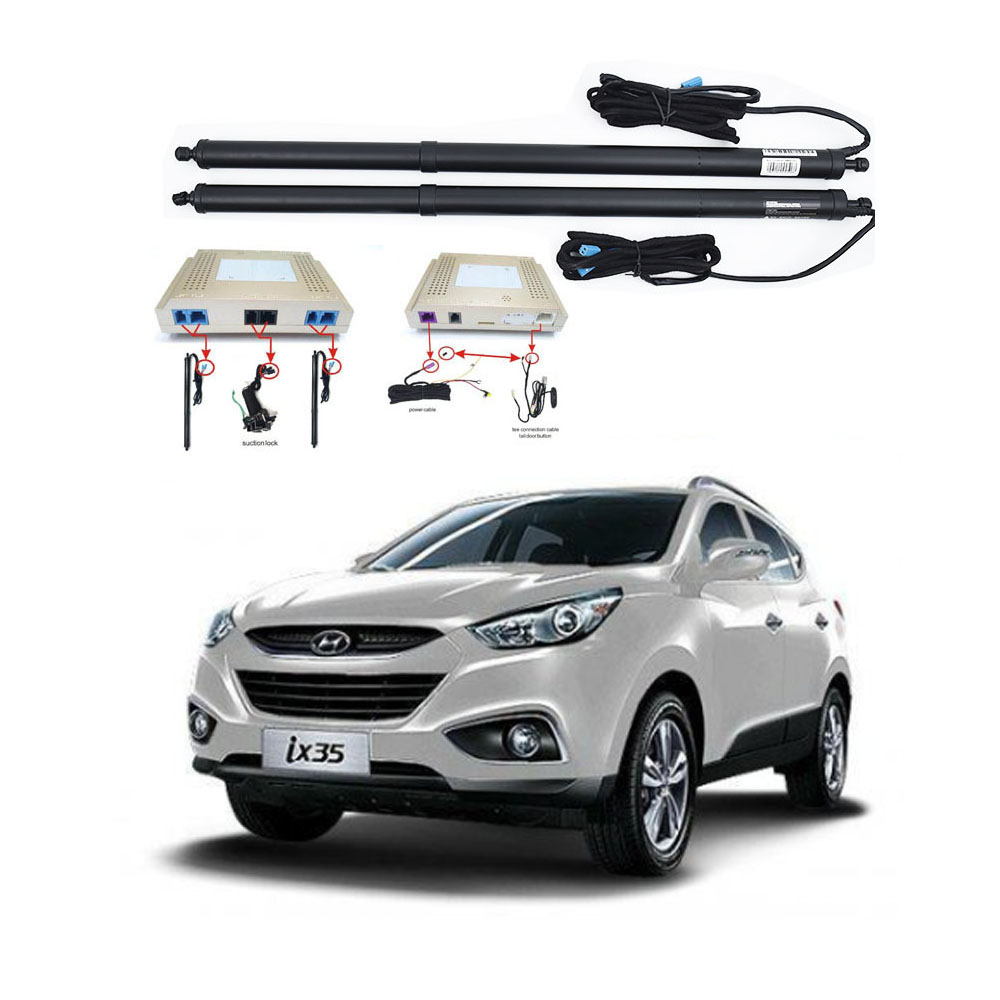 New Electric Tailgate Refitted For Hyundai Ix35 2012 -2020 Tail Box Intelligent Electric Tail Door Power Tailgate Lift Lock