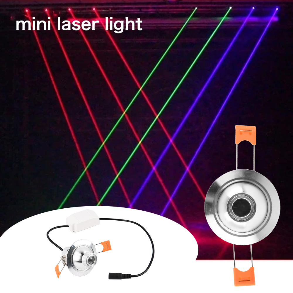 High Quality 150mW Mini Laser Light Laser Ceiling Lights Green And Red For Event Party Stage DMX Light Stage Show