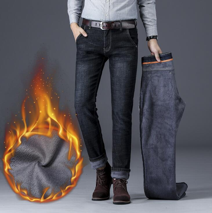 Free Shipping 2019 Top Quality Stretch Men Jeans On Hot Sales Fashion Male Long Pants