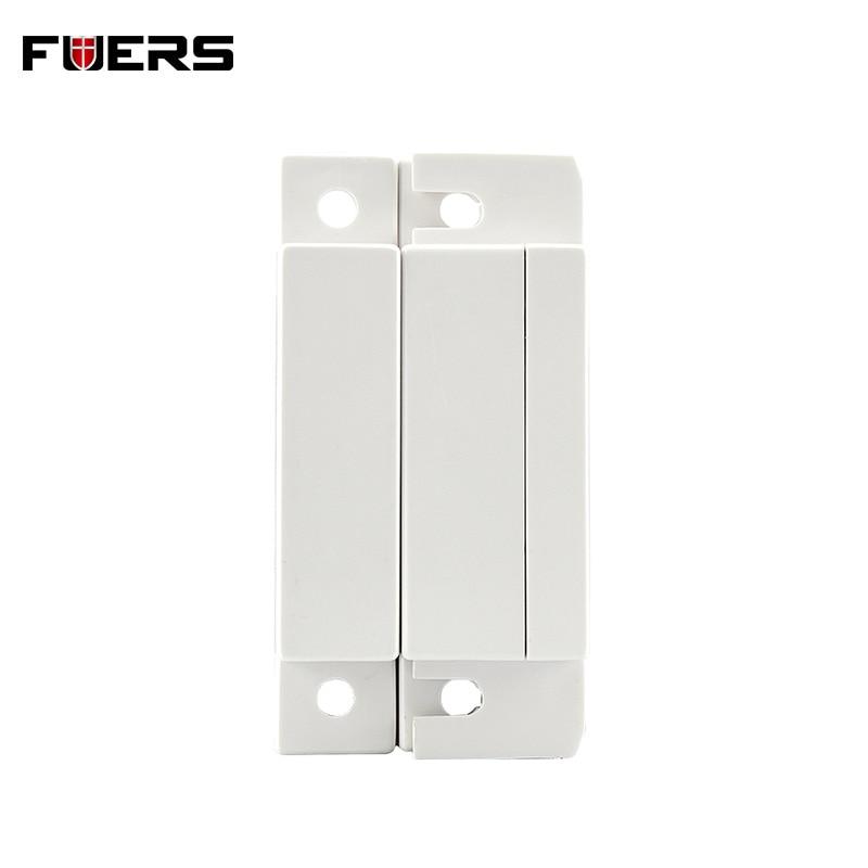 Wired Door Window Magnetic Door Sensor Contact Magnetic Sensor For GSM Home Alarm System Security Detector