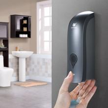 300ml Liquid Soap Dispenser Kitchen Soap Dispenser Pump Wall Mounted Bathroom Shower Liquid Sanitizer Hand Touch Soap Dispenser