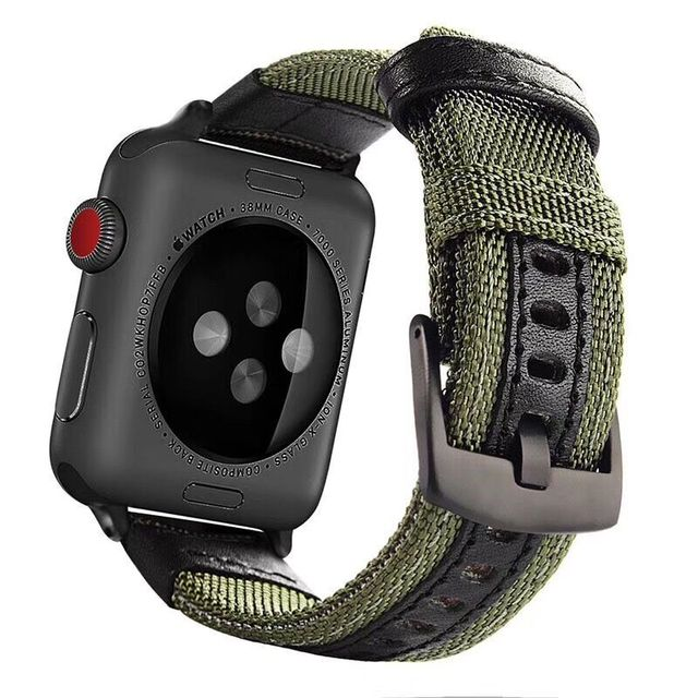 New arrival nylon strap for apple watch strap series 5 42mm/38mm/44mm/40mm wristband for iwatch 4 3 2 1