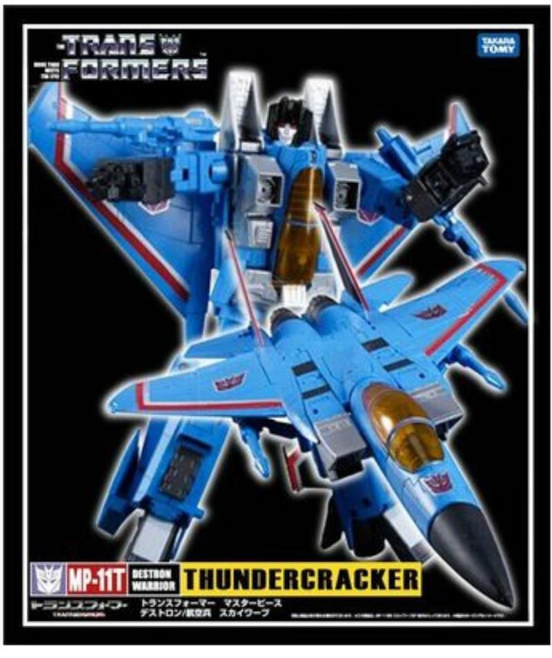 TAKARA TOMY NEW Transformation Master Piece MP11T MP11SW Thundercracker MP11SW Skywarp Action Figure