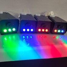 Беспроводной контроль светодиодный 400 Вт противотуманная дымовая машина дистанционный RGB цветной выталкиватель дыма светодиодный DJ вечерние сценический светильник дымовой Метатель(штепсельная вилка европейского стандарта