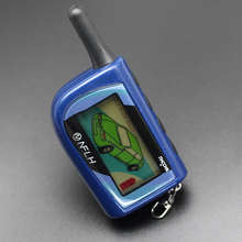 MIV keychain for scher-khan magicar IV Lcd remote controller two way car