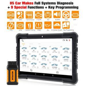 Image 2 - NEXPEAK K1 Pro ماسح ضوئي لتشخيص السيارة ، أداة تشخيص السيارة ، إعادة تعيين الزيت ، ABS ، وسادة هوائية ، EPB ، DPF ، Obd 2 ، Bluetooth ، جميع الأنظمة