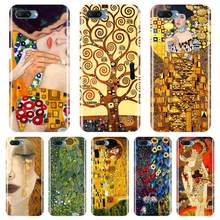 Gustav Klimt Back Cover For Huawei Honor 7 8 9 10 Lite Soft Phone Case Silicone For Huawei Honor 7 7S 7X 7A 7C Pro 10 9 8 8X MAX(China)