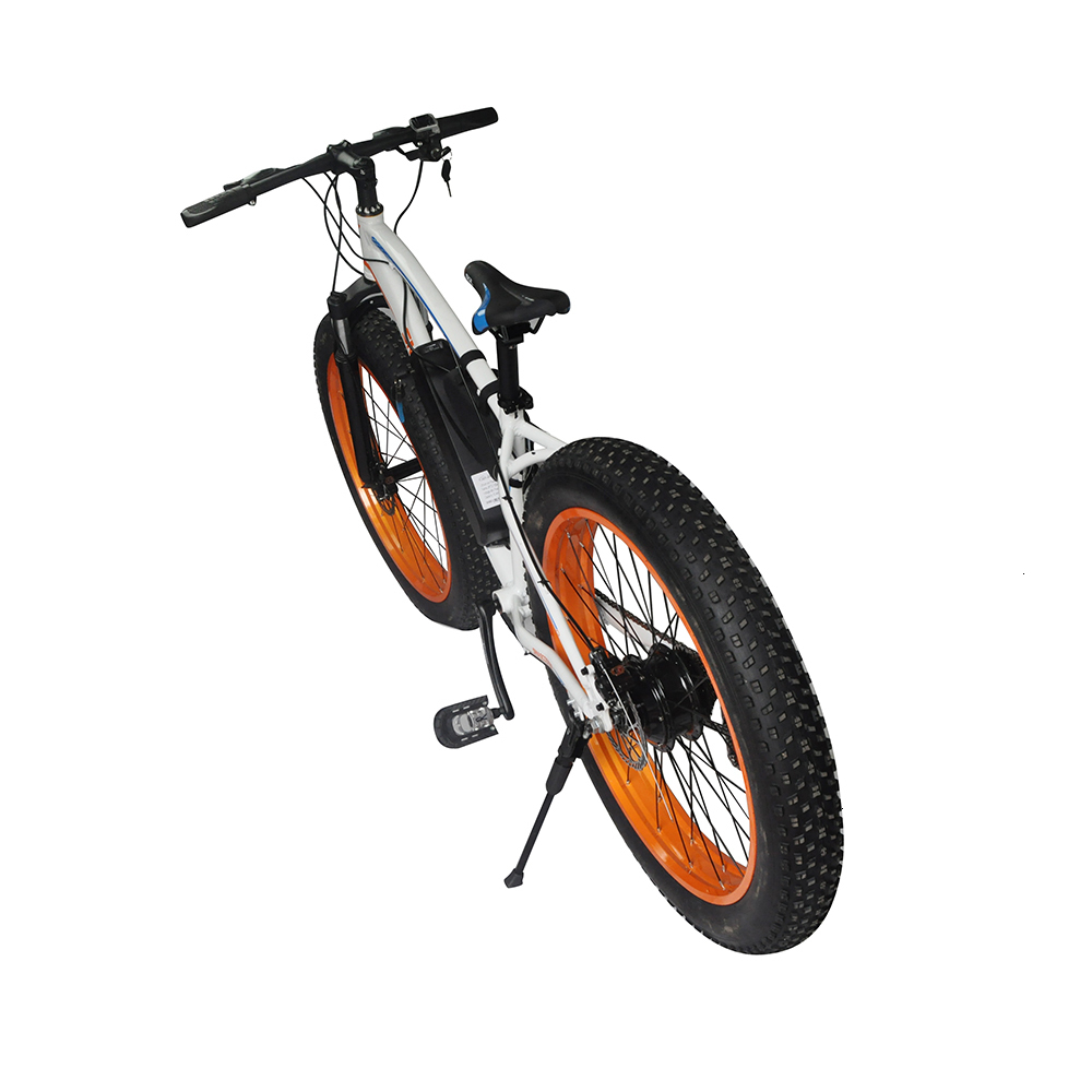 Popular E6-5 EcoRider E6-5 Electric Bike 350w Electric Bicycle with Lithium Battery 3