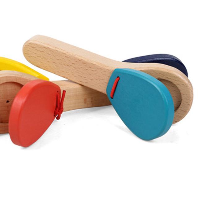 Classic Wooden Clapper