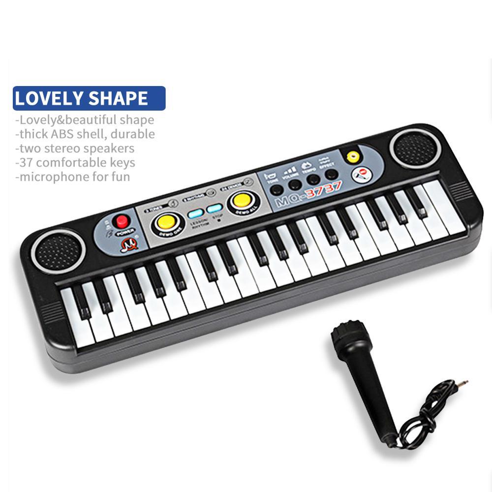 37 Key Children Electronic Piano Toy