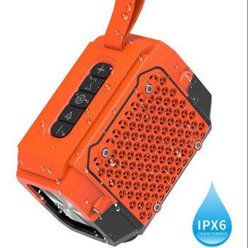 Altavoz subwoofer HOPESTAR-P18 con bluetooth, resistente al agua, IPX6, para exteriores, mini...