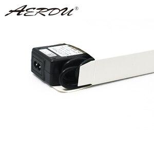 Image 5 - Paquete de batería de iones de litio AERDU 4,2 v 3A cargador Universal EU US UK AU Plug AC 100V 240V DC5521 adaptador de enchufe de pared tipo fuente de alimentación