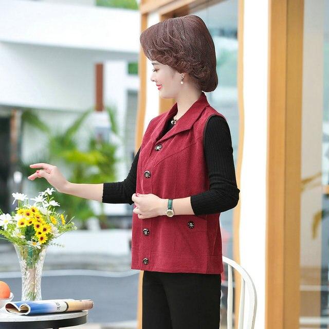 Купить осенний вельветовый жилет женский красный хаки кордовый жакет картинки цена