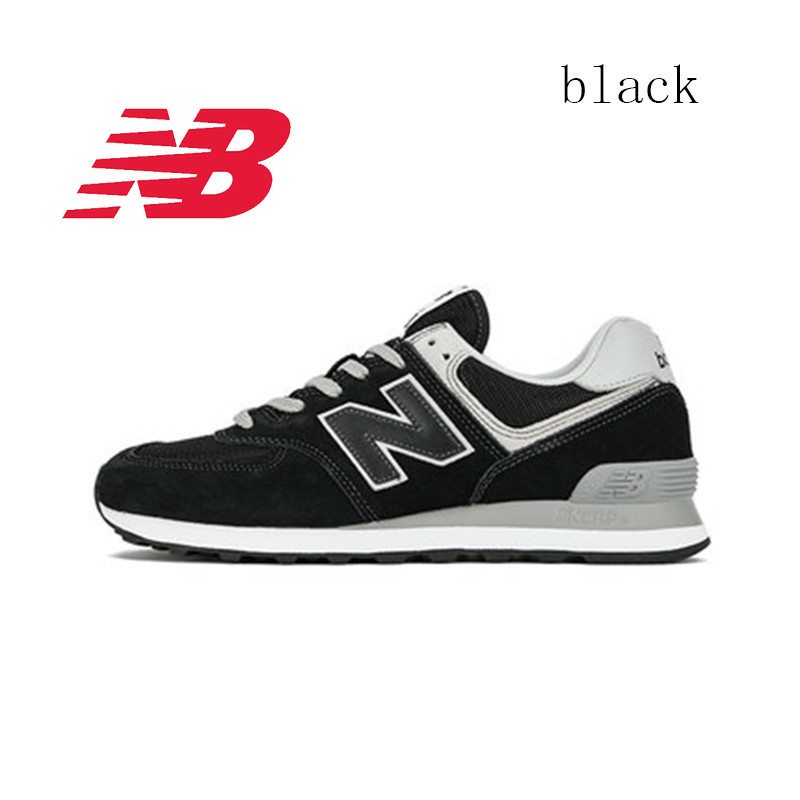 New Balance NB Official AIR MAX Men's Shoes Casual Shoes Sports Fashion Retro Shoes Lace-up Fashion Casual Shoes ML574EGN