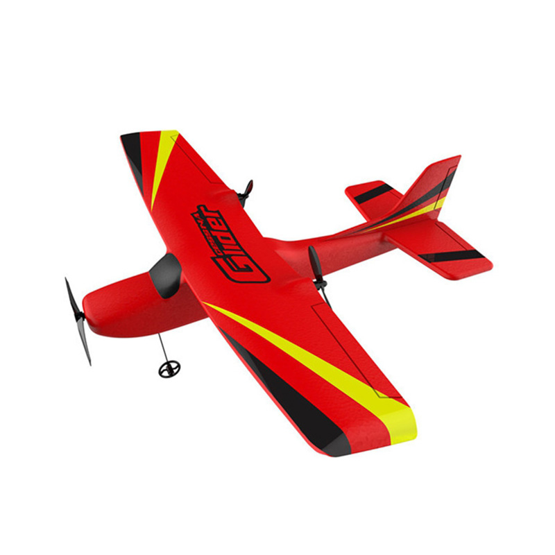 New Remote glider EPP fixed-wing RC airplane Built-in 6-axis gyro remote control aircraft WJ-54