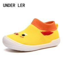 Обувь для малышей; маленьких девочек; Мягкая резиновая подошва;