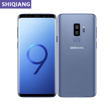 Original Unlocked Samsung Galaxy s9 plus / s9 + Used Cell phones, 6.2