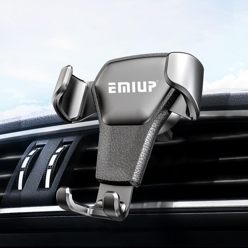 Универсальный автомобильный держатель телефона для телефона в автомобиле Air Vent крепление стенд без магнитный держатель для мобильного тел...