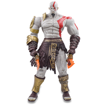 NECA Toys Game God of War PVC Action Figure Ghost of Sparta Kratos Collectible Model Doll Toy 45 CM Scale Gift Boxed