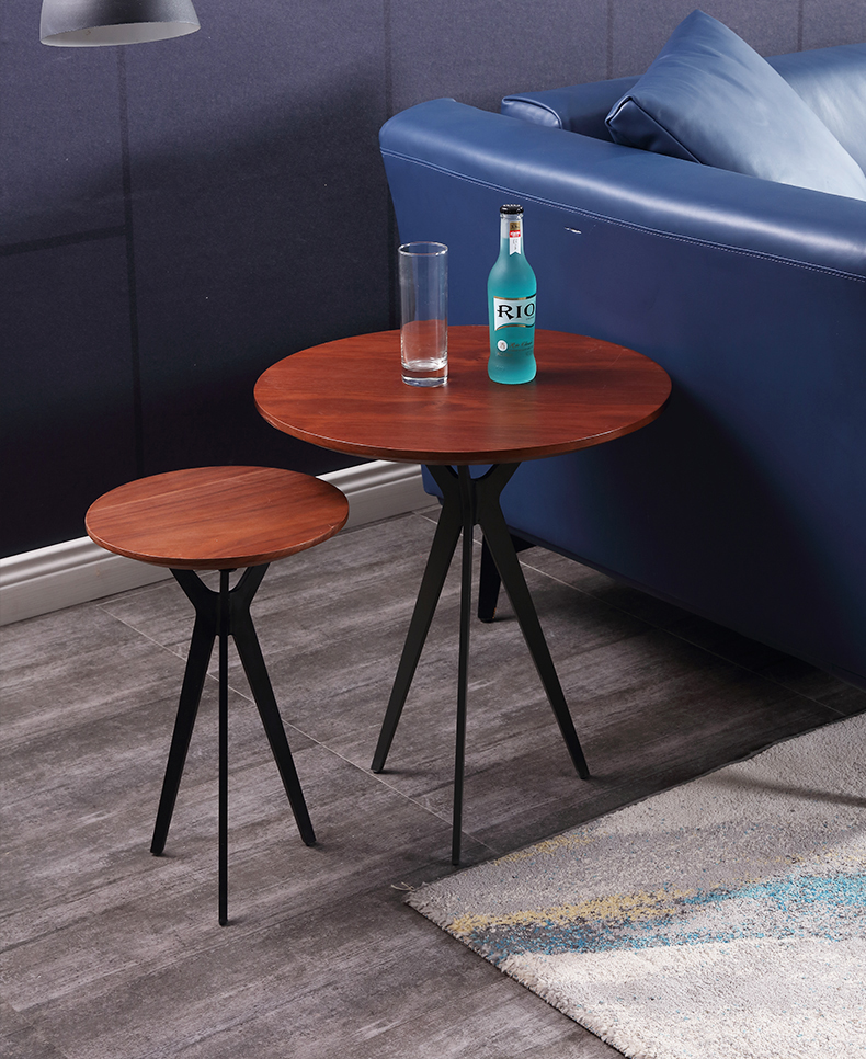 Fashion Coffee Table Modern Nordic Iron Art Simple Living Room Sofa Side Table Basse De Dining Table Sehpa Couchtisch Side Table