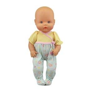 2020 New Lovely Leisure Set Clothes Fit 35 cm Nenuco Doll Nenuco y su Hermanita Doll Accessories