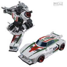 Transformation Robot Iron Factory G1 Wheeljack Hexwrench KO Action Figure Toys Mini Collection Car Model Deformation Gifts