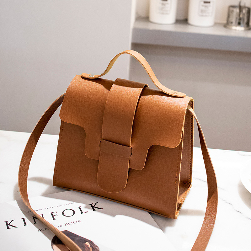 Casual Woman Bag Small Leather Crossbody Bag 2019 Design Women PU Leather Handbags Tote Shoulder Bags Messenger Bolso Mujer