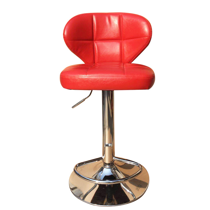 European Style Bar Chair Bar Chair High Table Cash Register Bar Stool Lift Rotary Front Desk Home Back Learning Chair
