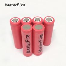 Wholesale MasterFire Original Sanyo UR14500P 840mah 14500 AA 3.7V Lithium-Ion Battery Rechargeable Li-ion Batteries original 3 7v 150mah 20c lithium ion battery
