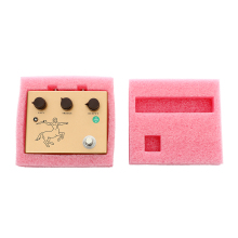 New Gold Klon Centaur Overdr Effect Pedal Guitarra Handmade Ture Bypass Pedals For Electric  Accessories