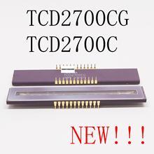 1 шт. X TCD2700CG TCD2700 TCD2700C CCD DIP новый