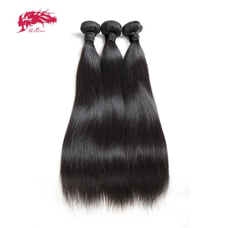 Peruvian Straight Hair Bundles 3Pcs Lot 8