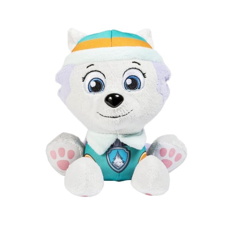 Latest Style Paw Patrol Dog Plush Toy Animated Character Tracker Dog & Everest Dog Patrol Action Figure Children Birthday Gift