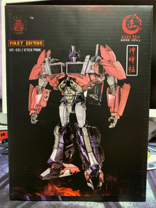 Image 5 - COMIC CLUB IN STOCK APC Toys TFP Transformation OP Action Figure robot