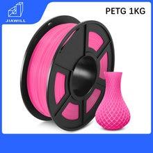 PETG Filament Kunststoff Für 3D Druck Filament 3D Drucker Kunststoff Regenbogen PETG Filament 1kg 1,75mm Druck Materialien