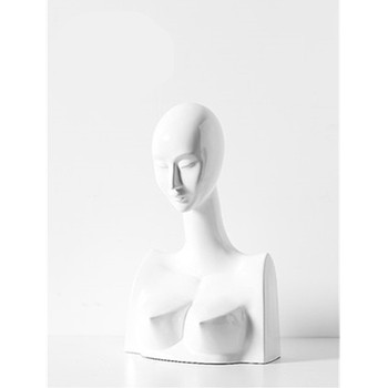 Nordic Abstract Art Figure Ceramic Sculpture Decoration Creative Living Room Bedroom Office Desktop Decor Business Gift M3292