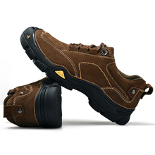 Hiking Shoes Sports-Boots Mountain Outdoor Non-Slip Breathable Men