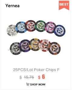 poker não-deslizamento esteira de alumínio mala texas cartão de jogo caixa de chips