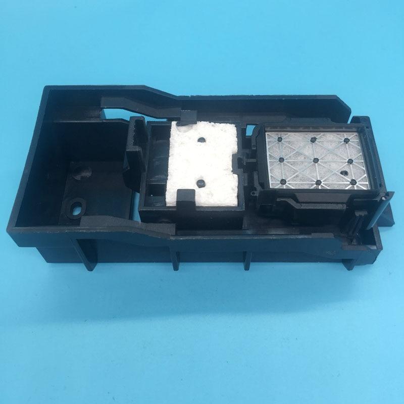 Mimaki JV33 JV5 CJV30 JV34 solvant printerDX5 station de capsulage d'assemblage pour epson dx5 DX7 kit de nettoyage de la tête d'impression unité de l'assemblée