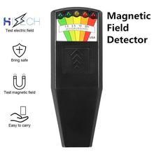 Магнитное поле излучения тестер-это легкий и удобный (черный) (батарея находится внутри изделия)