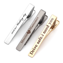 Clip Hair-Accessories Customized Jewelry Gift Name Stainless-Steel And Hairpin Tricolor