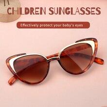 2020 High Quailty Girls Cat Eye Sunglasses