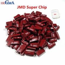 Hkcysea 5/10/50 pces original multifunções jmd vermelho super chip para handy bebê 2 cbay jmd 46/48/4c/4d/72g rei chip