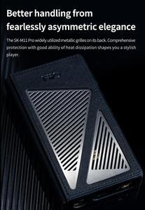 Image 4 - FiiO SK M11 Pro Funda de cuero para reproductor de música M11 Pro, portátil, PU