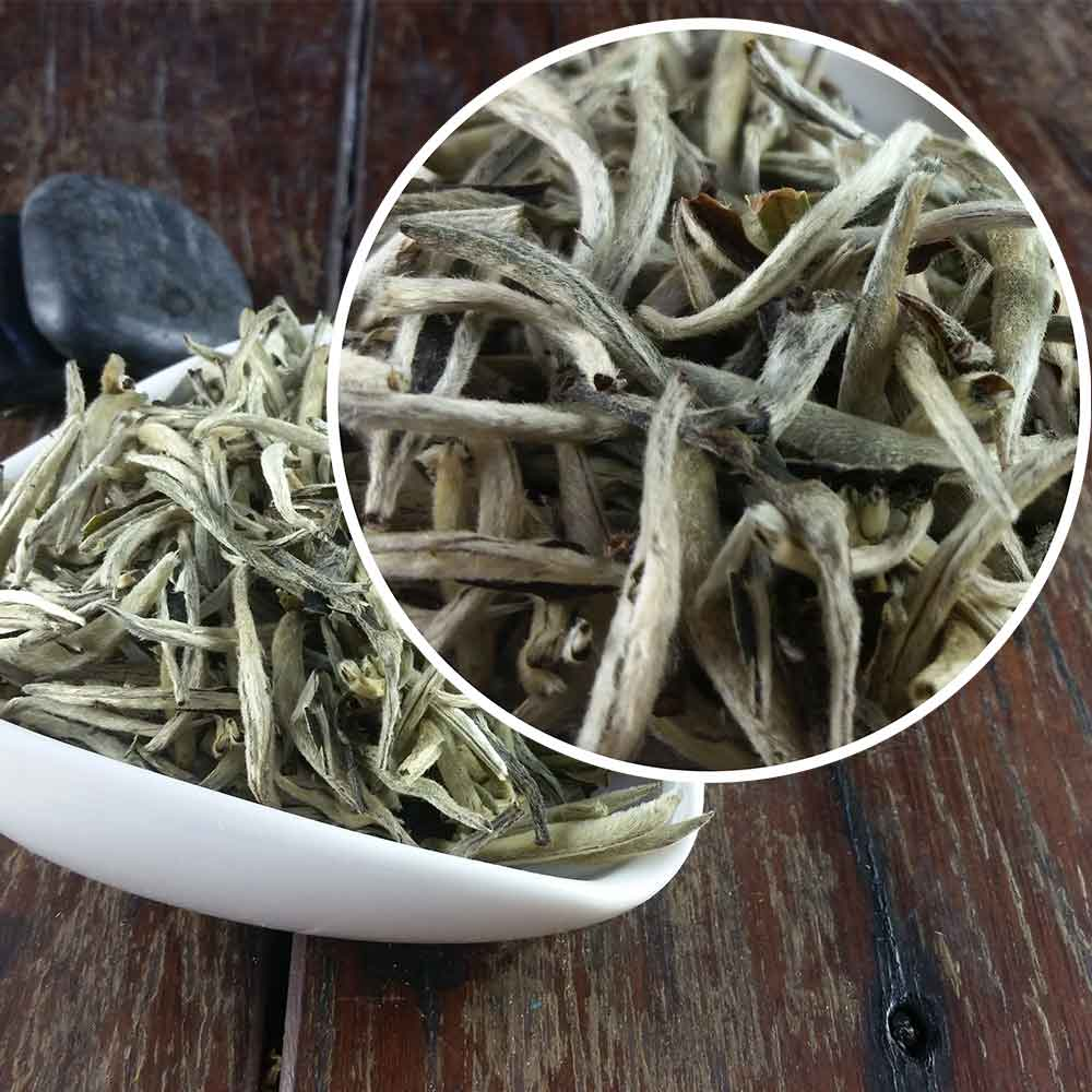 2019 Silver Needle White Tea, Bai Hao Yin Zhen, Anti-old And Health Care Tea Premium Quality Tea