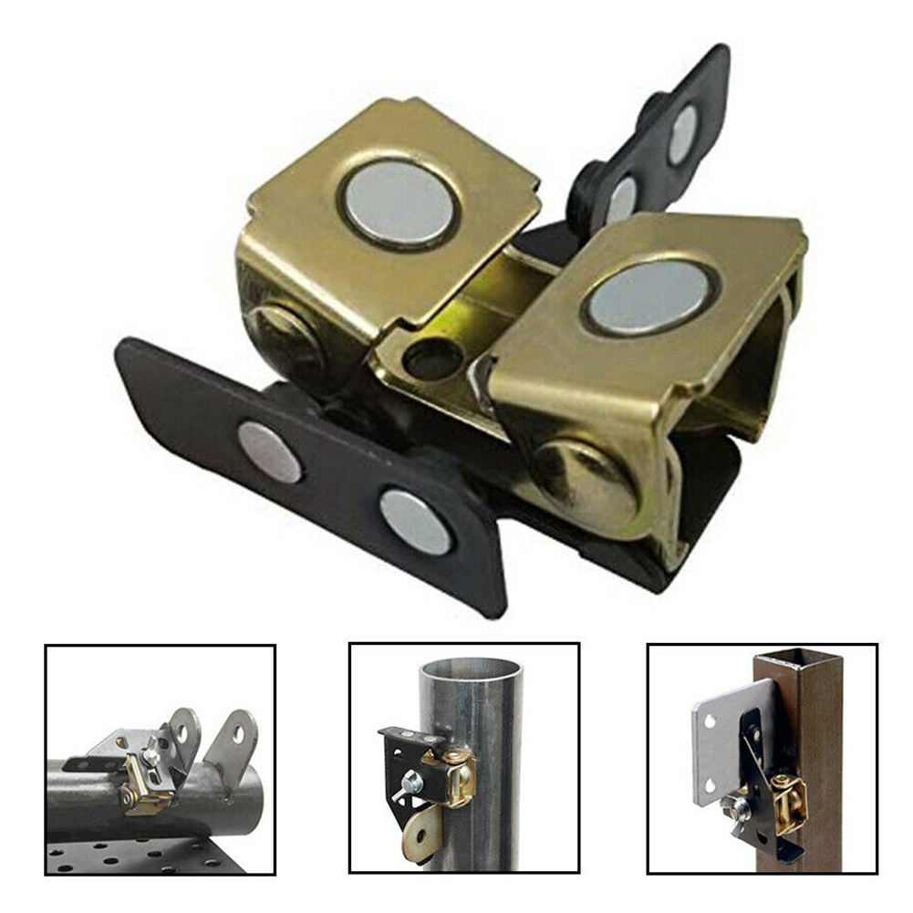 Fixture Hand Tool Easy Use Adjustable Lightweight Steel Welding Holder Positioner Magnetic V Shaped Clamps Factory Widely Used